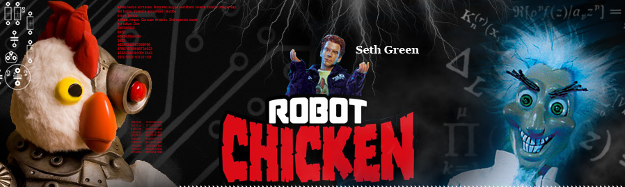 Robot Chicken Logo Logo Webu Robotchicken